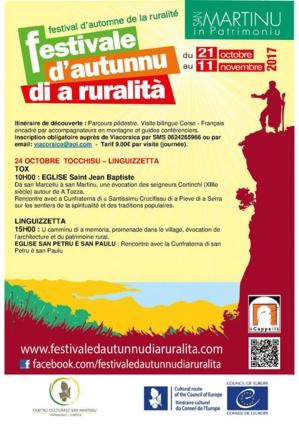 Festivale di l'autunnu di a ruralità 2017