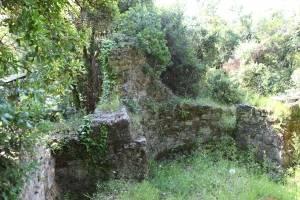 Le baptistère romain