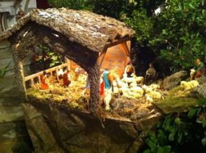 Feu de Noël à Linguizzetta