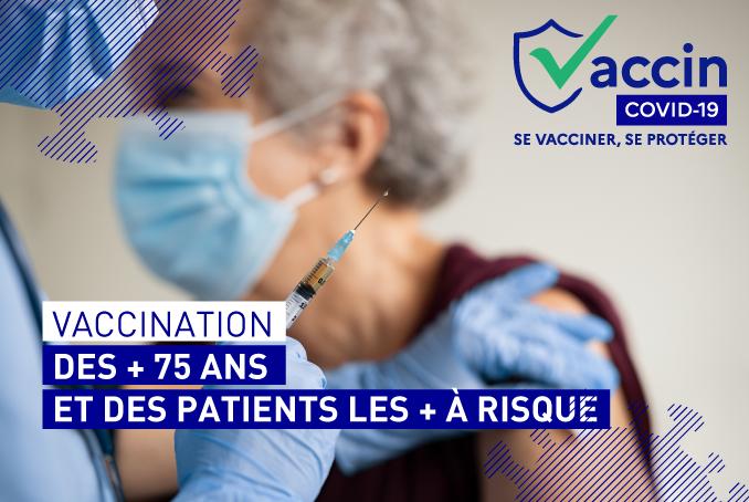 Centre de vaccination contre la Covid 19