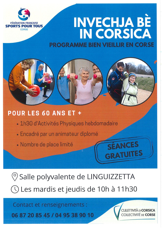Invechja bè in Corsica