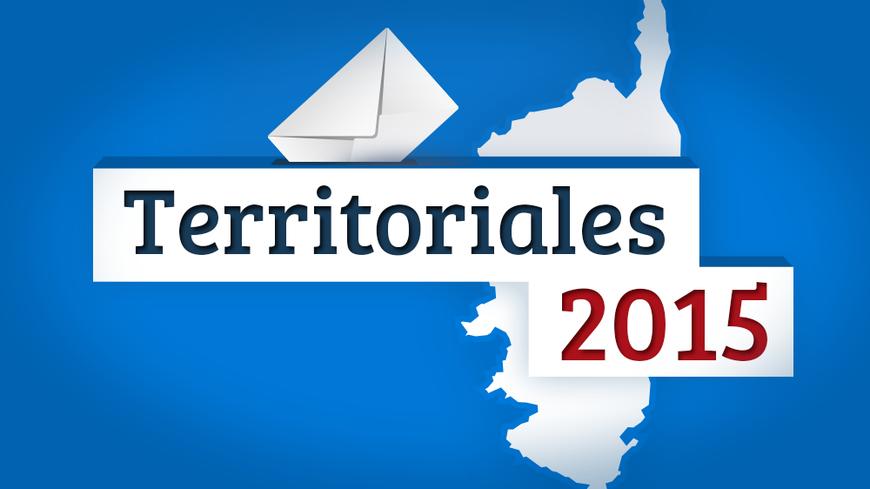 Résultats des élections territoriales du 6 décembre 2015