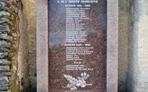 Commémoration du 11 novembre 2017