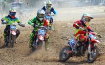 Championnat de Corse Motocross à Linguizzetta